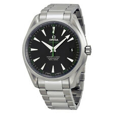 Omega Seamaster Aqua Terra Master Stainless Steel Mens Watch 23110422101004