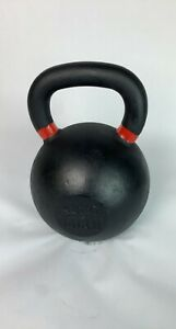 Single 106LB/48 KG Cast-Iron Powder Coated Kettlebell