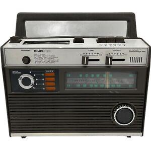 Electrobrand Portable Radio and 8 Track Player Model 6712