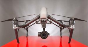 DJI Inspire 2 Camera drone with zenmuse x5s camera 4k & 5.2k video 15mm lens