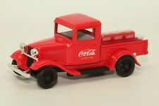 FORD A PICK-UP  COCA-COLA -1934 AVEC 6 CARTONS 1/43 MOTORCITY