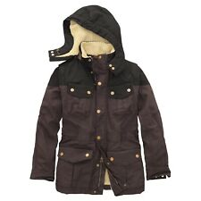 NWT Timberland Mens Earthkeepers Abington Fleece Lined Water-Repellent Coat Larg
