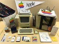 Your Apple Macintosh Computer Museum Corner - Unique Rare Offer - Steve Jobs