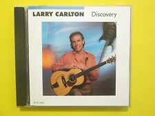 Larry Carlton Discovery Guitar JAZZ CD