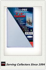 "Ultra Pro 4""x6"" Photo Card Top Loaders x 10 - NRL Photo Card"