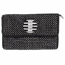Equilibrio Negro Diamante Clutch Bag