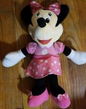 """Minnie Mouse doll Singing 14"""" Plush Toy talking"""