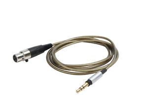 Silver Plated Audio Cable For beyerdynamic DT1990 PRO DT1770 PRO headphones