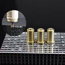 3Pcs Brass Gas Refill Adapter For S.T Dupont Memorial Lighter DIY Repair Kit