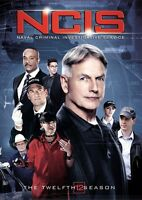 Ncis: The Twelfth Season DVD
