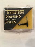 Transcriber Diamond Chronograph Stylus #110 For BSR ST8/ST9 New(others In Stock)