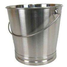 Eimer Kücheneimer Futtereimer Milcheimer Sektkühler Eis-Eimer Edelstahl 20 Liter