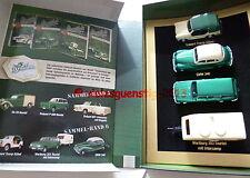 Braustolz-Buchset DDR-PKW Modelle Nr. 6 Trabant Kübel EMW 340 W 353 Intercamp