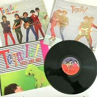 TEQUILA ! Rock And Roll 1979 Vinyl LP /  Spanish Argentinian Rock + POSTER VG+