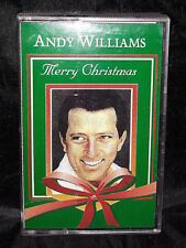 Andy Williams - Merry Christmas Music Cassette