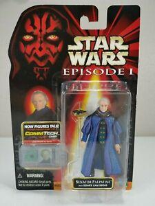 Star Wars Episode I (Collection 2) Senator Palpatine - Hasbro 1999