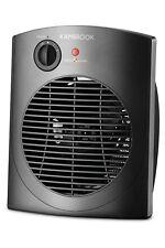 NEW Kambrook KFH600 2400 Watt Upright Fan Heater: Black