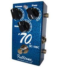 Fulltone 70-BC Fuzz Guitar Effect Pedal