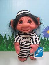 "1977 Prisoner Mugs w/Hang Tag - 8"" Dam Troll Doll - New Store Stock"