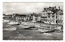 West Parade - Bognor Real Photo Postcard 1960