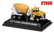 Norscot Caterpillar Cat CT660 Concrete Mixer Truck Mini DieCast Model Toy 55461