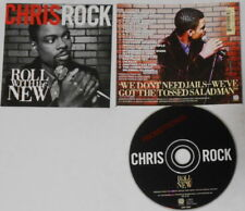 Chris Rock  Roll With the New   U.S. promo label cd