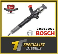Toyota Avensis 2.0 D-4D Reconditioned DENSO Diesel Injector - 23670-27030