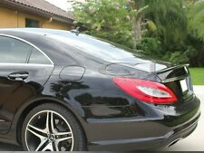 W218 CLS350 CLS550 CLS Painted CLS63 AMG Style Trunk Spoiler #040