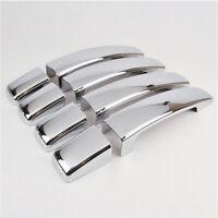 Shiny Silver For Land Rover Range Rover Sport L320 2008-2013 Door Handle Trim