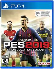 Pro Evolution Soccer 2019 - PlayStation 4 Standard Edition NEW
