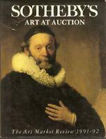 Sothebys Art at Auction 1991-92