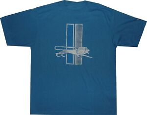 Detroit Lions Reebok Throwback Vintage Pro Style Oversized  T Shirt   Clearance!