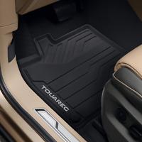 Gepäckraumeinlage Kofferraummatte Einlage Original VW Touareg 7P 7P0061160
