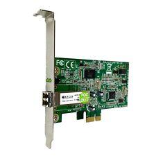 N-GXE-LC-01 1000BASE-SX PCIe Gigabit Card