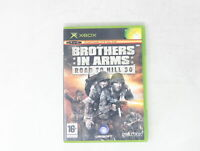 BROTHER IN ARMS ROAD TO HILL 30 MICROSOFT ANNO 2005 XBOX [EV-004]