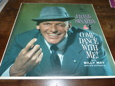 FRANK SINATRA - Vinyl 33 tours / LP !!! COME DANCE WITH ME !!!
