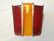 NEW PAIR OF TAIL LIGHT LENSES TO SUIT FORD FALCON XW FAIRMONT GT SEDAN WAGON UTE