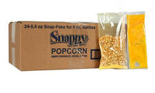 Popcorn Machine supplies - Popcorn Snap Packs for 4 oz