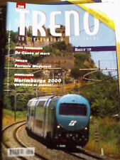 Tutto Treno 129 2000 Storia automotrici Fiat - foto sto