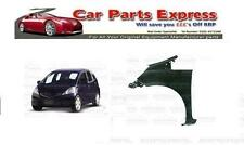 HONDA JAZZ 2008-2011 FRONT WING N/S (LEFT) PAINTED NEW ANY COLOUR