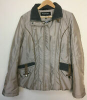 BEAUMONT AMSTERDAM Jacket Womens UK 14 Champagne Colour
