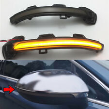 LED Side Mirror Dynamic Turn Signal Indicator For VW Volkswagen Arteon 2018-19