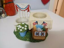 Yankee Candle Summer Living Fourth July Votive Holder