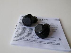 New Jabra Elite Active 75t Earbuds – Active Noise Cancelling True Wireless Black