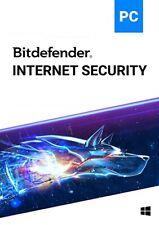 BitDefender Internet Security 2020 1 / 3 o 5  Dispositivi 1 Anno 2019 IT