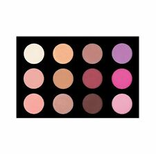 NEW Crown Brush 12 Color Blush/Highlighting Palette Item BLS02 Brand New In Box!
