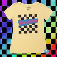 New Full House Juniors' Vintage Classic T-Shirt