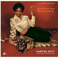 KITT, EARTHA - DOWN TO EARTHA NEW VINYL