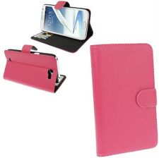 PU Leather Wallet Stand Holder Case For Samsung Galaxy Note 2 II N7100