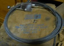 NOS 1967 Ford Mustang Falcon Fairlane Mercury Cougar Remote Door Release Cable